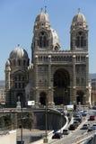 Cathedral de la Major - Marseille - France royalty free stock photo