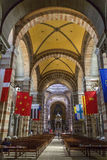 Cathedral de la Major - Marseille - France royalty free stock photography