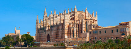 Cathedral de Majorca, Spain Royalty Free Stock Image