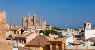 Cathedral de Majorca, Spain Stock Photos