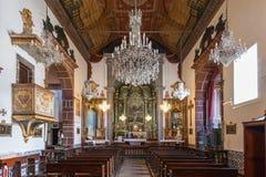 Cathedral de Monte 图库摄影