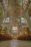 Cathedral de Saint Denis Royalty Free Stock Image