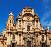 Cathedral de Santa Maria. Murcia Stock Photography