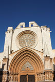 Cathedral of de Santa Maria, Tarragona Stock Photography