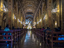 Cathedral de Santiago Royalty Free Stock Photo