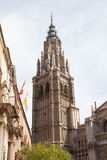 Cathedral de Toledo Royalty Free Stock Image