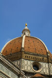Cathedral the Dome of Florence Italy Stock Photography