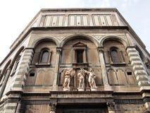 cathedral del facade fiore Μαρία santa Στοκ εικόνες με δικαίωμα ελεύθερης χρήσης