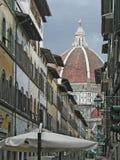 cathedral del fiore玛丽亚s 免版税库存照片