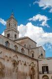 Cathedral della Madonna della Bruna e di Sant'Eustachio di Mater Royalty Free Stock Images