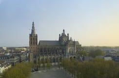 Cathedral of Den Bosch stock photos
