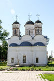 The Cathedral of the Deposition of the Robe, Russia, Suzdal royalty free stock image