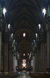 cathedral di duomo米兰米兰 伦巴第 意大利 免版税库存图片