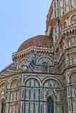 cathedral Di duomo Φλωρεντία Φλωρεντία Στοκ εικόνα με δικαίωμα ελεύθερης χρήσης