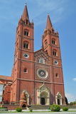 Cathedral in DJakovo Stock Photography