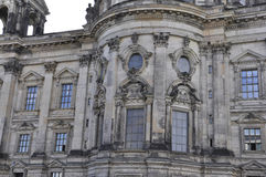 Cathedral Dome facade from Berlin in Germany Royalty Free Stock Photography