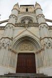 Cathedral Door Stock Photo