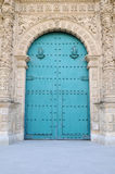 Cathedral Doors Royalty Free Stock Photography