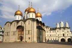 The Cathedral of the Dormition  Stock Images