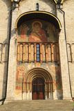 The Cathedral of the Dormition Royalty Free Stock Photography