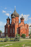 Cathedral of the Dormition Royalty Free Stock Photography