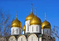 Cathedral of the Dormition Stock Image