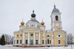 Cathedral of the Dormition Stock Photography