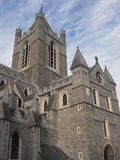 Cathedral in Dublin Royalty Free Stock Image