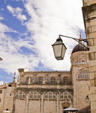 Cathedral of Dubrovnik, Croatia Stock Photography