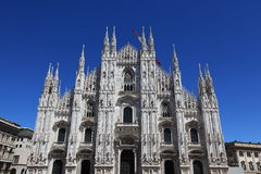 Cathedral of Duomo stock images