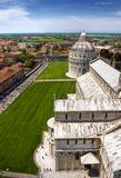Cathedral Duomo di Pisa Royalty Free Stock Images