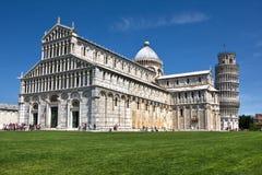 Cathedral Duomo di Pisa Stock Photos