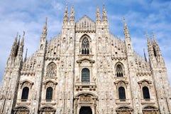 Cathedral Duomo, Milan, Italy Stock Photos