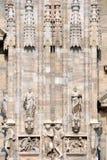 Cathedral Duomo, Milan, Italy Stock Photo