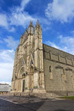 The Cathedral Duomo of Orvieto. Umbria, Italy Royalty Free Stock Images
