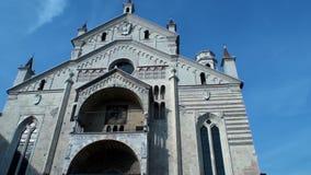 Cathedral Duomo of Verona stock video