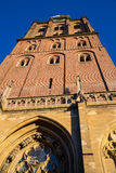Cathedral in the Dutch city Den Bosch.The Netherlands Royalty Free Stock Image