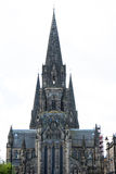 Cathedral in Edinburgh, Scotland close up Royalty Free Stock Photo