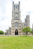 Cathedral of Ely Stock Image