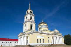 The Cathedral of the Epiphany, Russia Royalty Free Stock Images