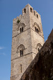 Cathedral of Erice Royalty Free Stock Photos