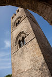 Cathedral of Erice Royalty Free Stock Photo