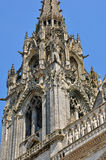 Cathedral in  Eure et Loir Royalty Free Stock Photography