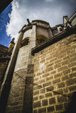Cathedral facace, Tourism, Toledo, most famous city in spain Stock Images