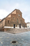 Cathedral in Faenza, Italy Stock Photo