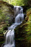 Cathedral Falls Royalty Free Stock Photo