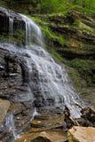 Cathedral Falls at Gauley Bridge Royalty Free Stock Photography