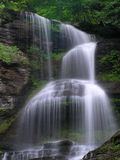 Cathedral Falls, Gauley Bridge WV #9 Royalty Free Stock Image
