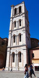 Cathedral, Ferrara, Italy Royalty Free Stock Image