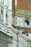 The cathedral of florence Royalty Free Stock Images